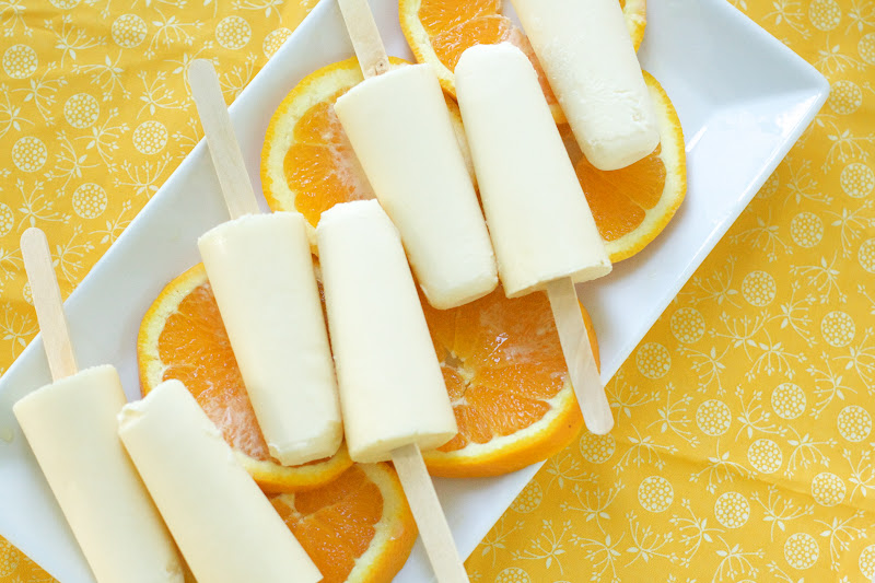 Creamsicle - Braces Friendly Treat
