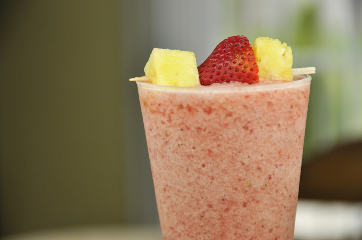 Smoothie Friendly Treat